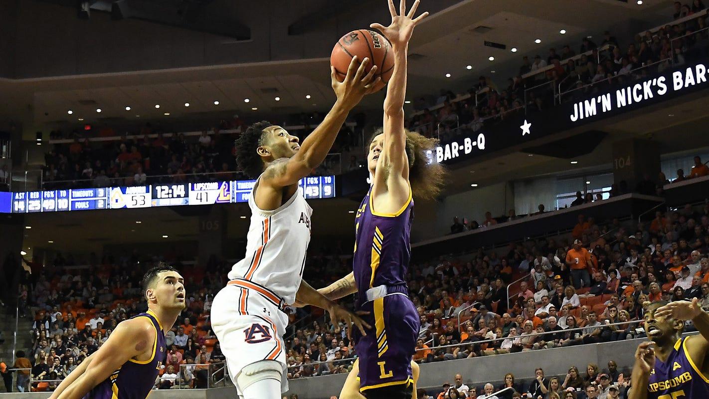 Auburn Basketball Review Week 9 Lipscomb