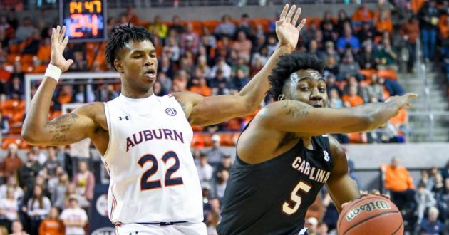 Auburn Basketball Review - Week 13 (South Carolina, Iowa State)