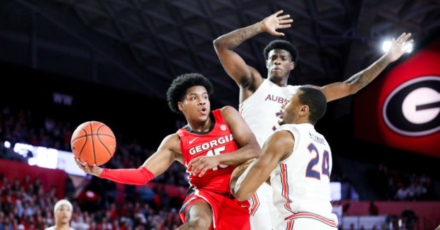 Auburn Basketball Review - Week 17 (Georgia, Tennessee)
