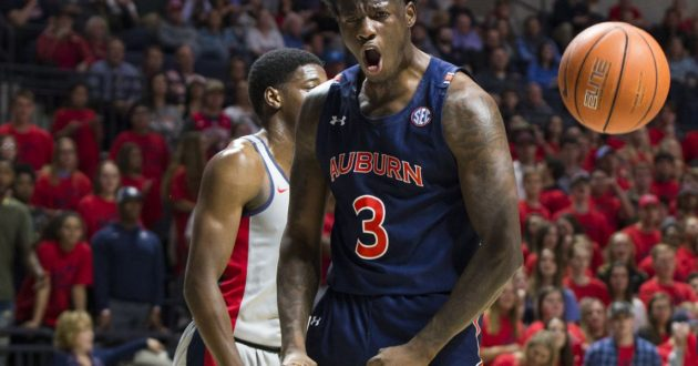 Highlights of Auburn's 83-82 Win Over Ole Miss