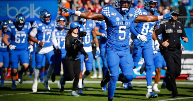 The First Look - Kentucky Wildcats