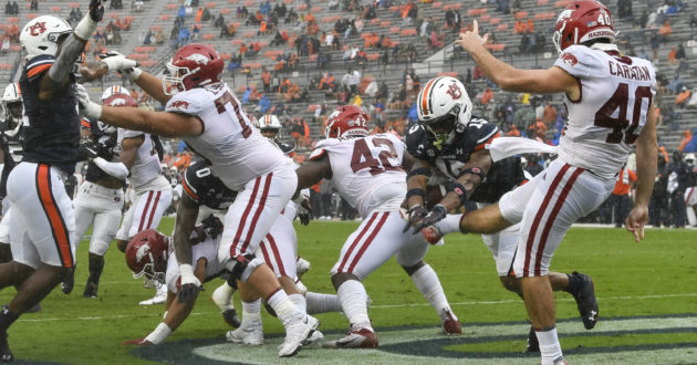 Arkansas Review: A Win is a Win