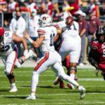 Highlights of Auburn's 30-22 Loss at South Carolina