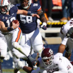 Highlights of Auburn's 31-20 Loss to Texas A&M