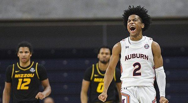 Highlights of Auburn's 88-82 Win Over Missouri