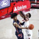 Highlights of Auburn's 95-77 Win Over Georgia